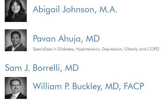 Elkhart Clinic Doctors