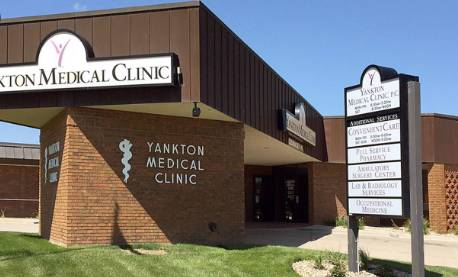 Yankton Medical clinic