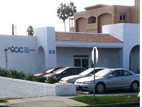 Vista Community Clinic: Pier View