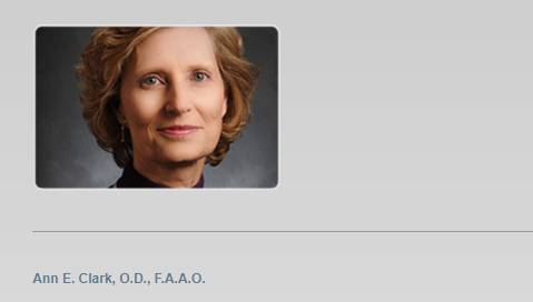 Ann E. Clark, O.D, FAAO