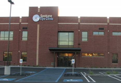 Spokane Eye clinic