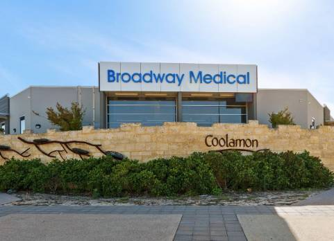 Broadway medical clinic