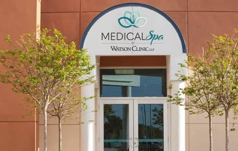 Medical spa at Watson