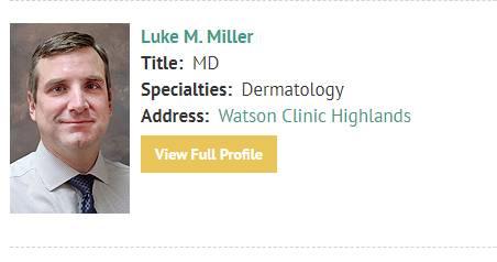 Luke M. Miller