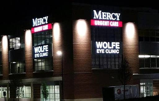 Wolfe eye clinic locations