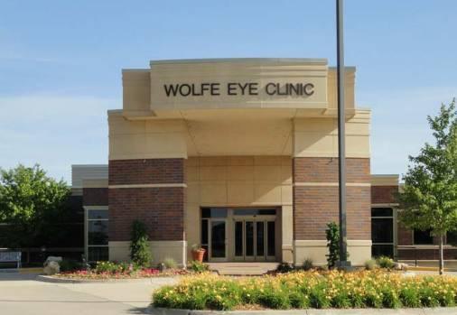 Wolfe eye clinic