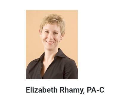 Elizabeth Rhamy, PA-C