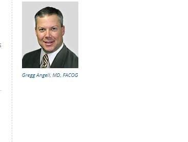 Gregg Angel, MD, FACOG