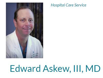 Askew, Edward, III, MD