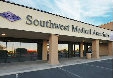Convenient Care at Nellis Healthcare Center