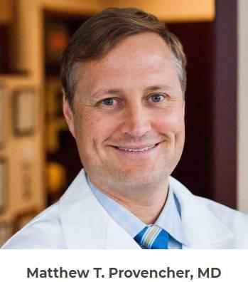 Matthew T. Provencher, MD