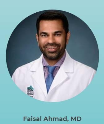Faisal Ahmad, MD