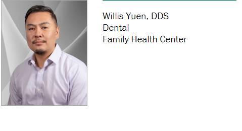 Willis Yuen, DDS