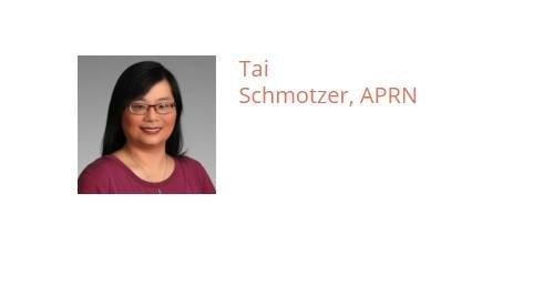 Tai Schmotzer, APRN