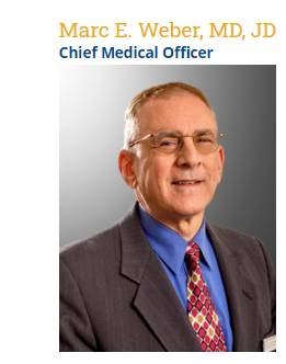 Marc E. Weber, MD, JD