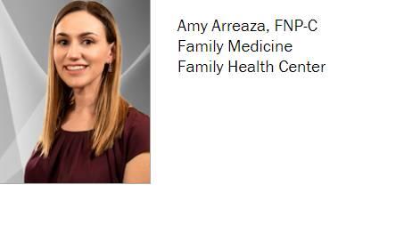 Amy Arreaza, FNP-C