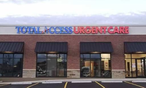 Total Access Urgent Care Locations