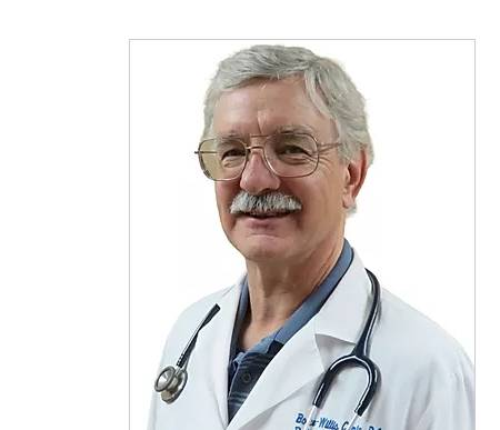 Donald Bales, MD