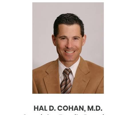 Hal D. Cohan, M.D.