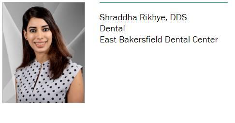 Shraddha Rikhye, DDS
