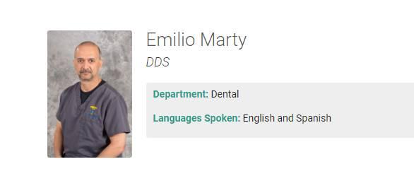 Emilio Marty