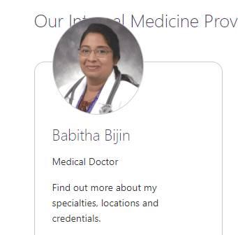Babitha Bijin