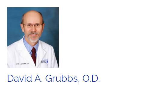 David A. Grubbs, O.D.