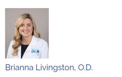 Brianna Livingston, O.D.
