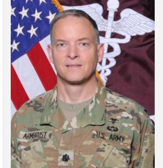 LTC Dwight A. Armbrust