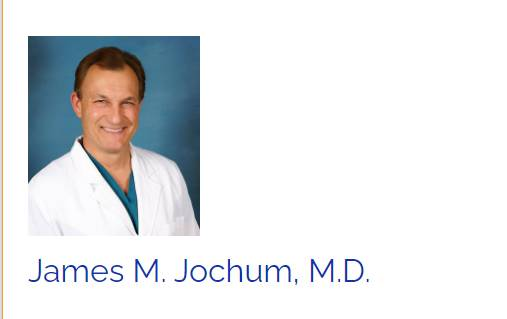 James M. Jochum, M.D.