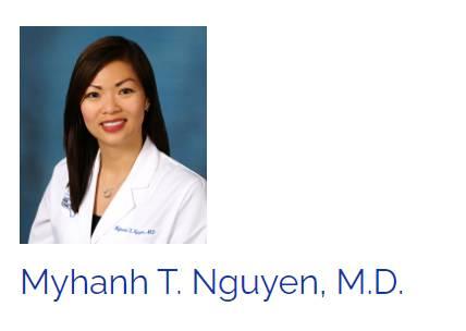 Myhanh T. Nguyen, M.D.