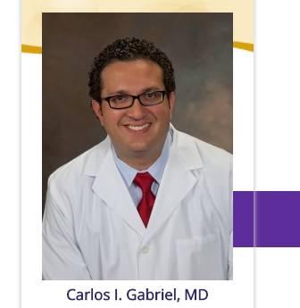 Carlos I, Gabriel, MD
