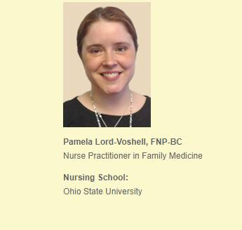 Pamela Lord Vosshell, FNP-BC
