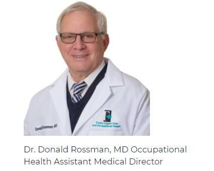 Dr. Donald Rossman, MD