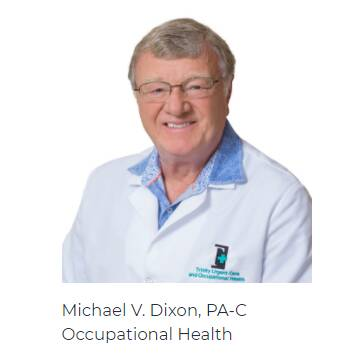 Michael V. Dixon, PA-C