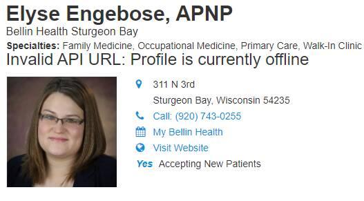 Elyse Engebose APNP