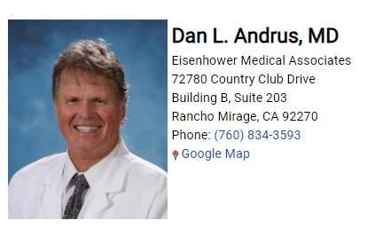 Andrus, Dan L. MD