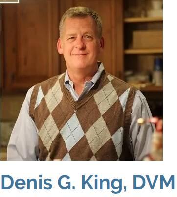 Denis G. King. DVM