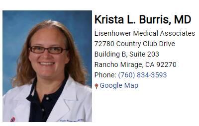 Krista L. Burris, MD