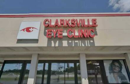 Clarkville Eye Clinic Campbell Blvd
