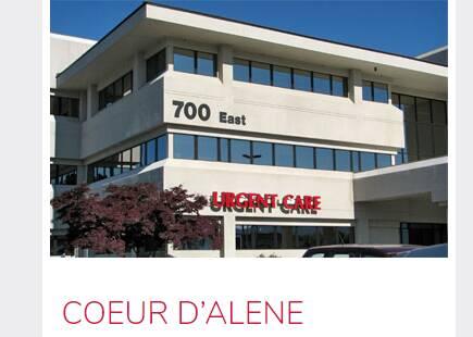 Kootenai urgent care