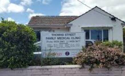Thomas Street Clinic