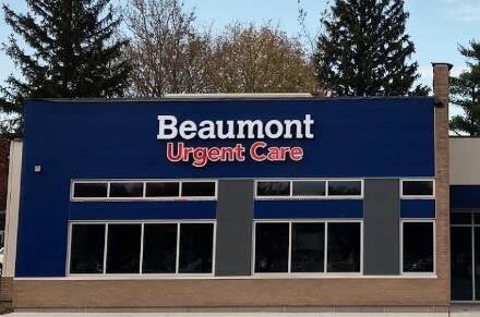 Beaumont urgent care
