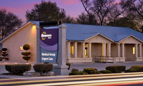 Renown Urgent Care Fallon