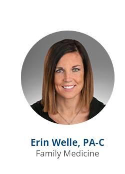Erin Welle, PA-C