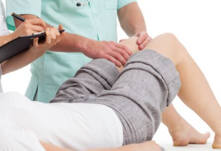 Knee Doctor in Las Vegas