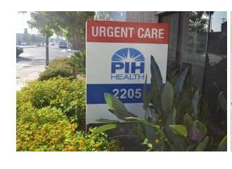 Pih Urgent Care Montebello