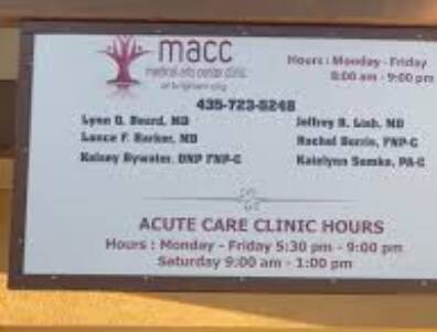 Medical Arts Center Clinic