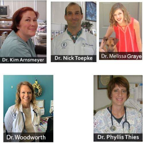 Howdershell Animal Clinic Doctors