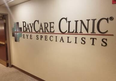 Baycare Eye Clinic Manitowoc